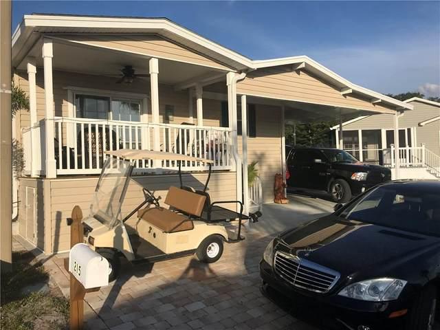 215 N Saint George Circle, Apollo Beach, FL 33572 (MLS #T3226315) :: Dalton Wade Real Estate Group