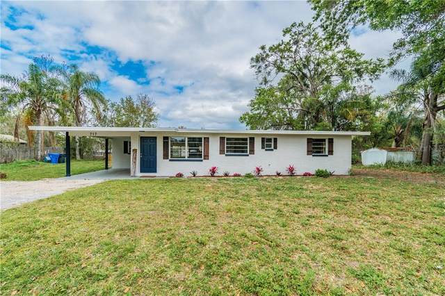 717 Deer Lake Drive, Lutz, FL 33548 (MLS #T3226335) :: The Nathan Bangs Group