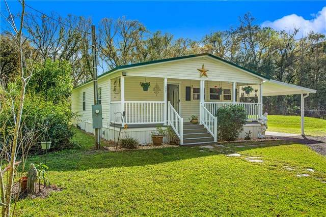 4907 Garland Branch Road, Dover, FL 33527 (MLS #T3226341) :: Team Pepka