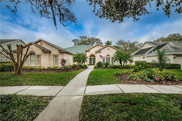 5703 Eaglemount Circle, Lithia, FL 33547 (MLS #T3226473) :: The Duncan Duo Team