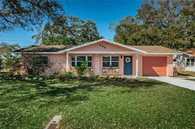 404 Marjon Avenue, Dunedin, FL 34698 (MLS #T3226551) :: The Duncan Duo Team