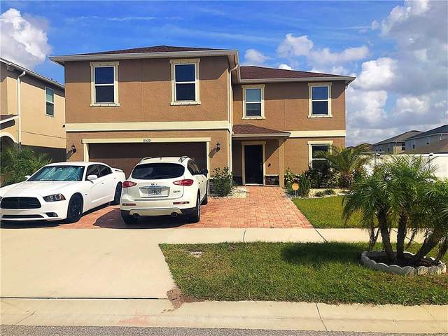 11520 Brighton Knoll Loop, Riverview, FL 33579 (MLS #T3226634) :: Griffin Group