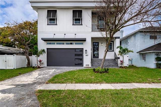 607 Columbia Drive, Tampa, FL 33606 (MLS #T3226659) :: Team Bohannon Keller Williams, Tampa Properties