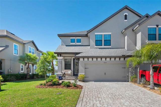 4849 Wandering Way, Wesley Chapel, FL 33544 (MLS #T3226703) :: Keller Williams on the Water/Sarasota