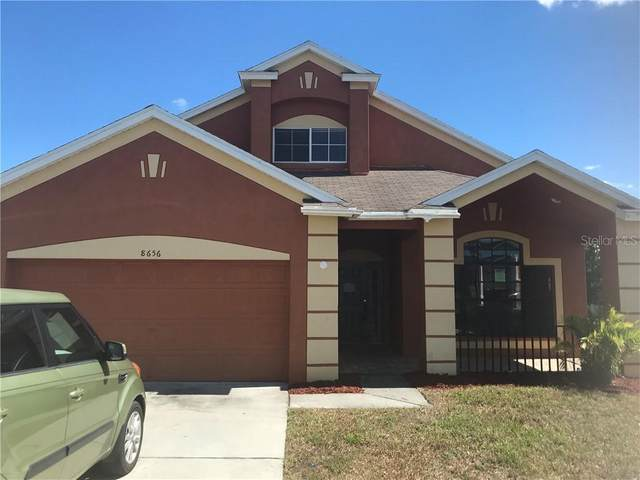 8656 Pinetop Ridge Lane, Brooksville, FL 34613 (MLS #T3226714) :: Florida Real Estate Sellers at Keller Williams Realty