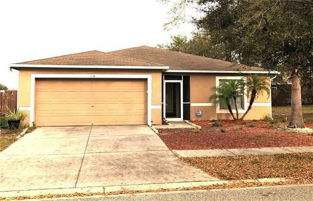 2110 Ashley Lakes Drive, Odessa, FL 33556 (MLS #T3226836) :: Griffin Group
