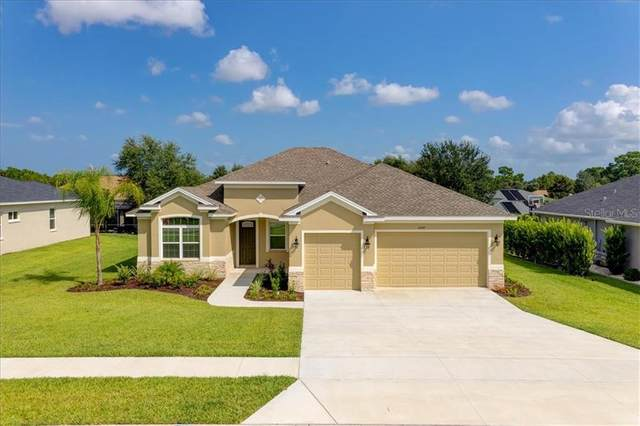 13147 Linzia Lane, Spring Hill, FL 34609 (MLS #T3226841) :: GO Realty
