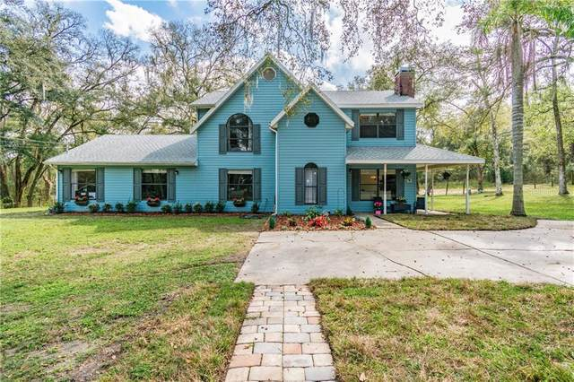 27210 Soult Road, Brooksville, FL 34602 (MLS #T3226920) :: Sarasota Home Specialists