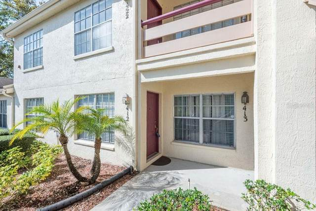 7911 Hardwick Drive #412, New Port Richey, FL 34653 (MLS #T3226925) :: EXIT King Realty