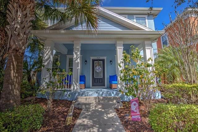 429 Winterside Drive, Apollo Beach, FL 33572 (MLS #T3226992) :: Gate Arty & the Group - Keller Williams Realty Smart
