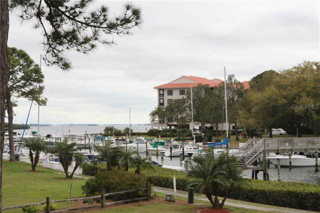 1804 Mariner Drive #35, Tarpon Springs, FL 34689 (MLS #T3227022) :: Baird Realty Group