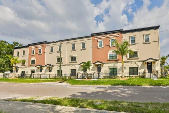 3421 Horatio Street W #106, Tampa, FL 33609 (MLS #T3227065) :: The Robertson Real Estate Group