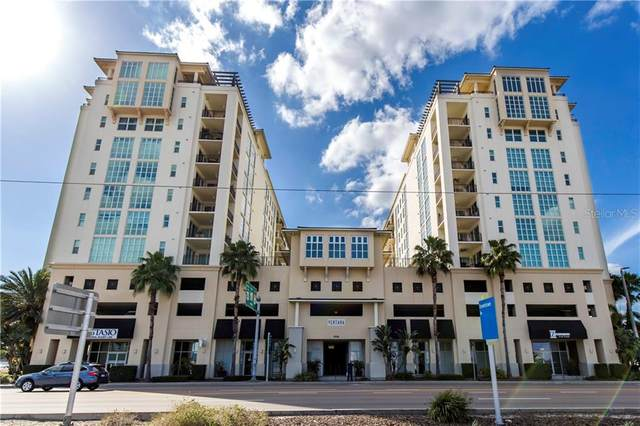 1227 E Madison Street #501, Tampa, FL 33602 (MLS #T3227112) :: The Nathan Bangs Group