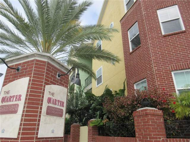 1910 E Palm Avenue #10208, Tampa, FL 33605 (MLS #T3227122) :: The Nathan Bangs Group