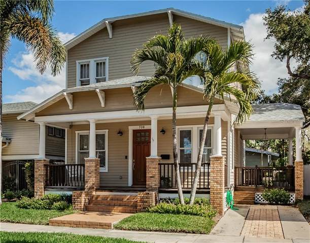 708 S Packwood Avenue, Tampa, FL 33606 (MLS #T3227154) :: Team Bohannon Keller Williams, Tampa Properties