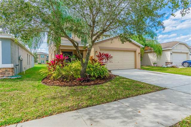 7232 Lumber Port Drive, Ruskin, FL 33573 (MLS #T3227212) :: Florida Real Estate Sellers at Keller Williams Realty