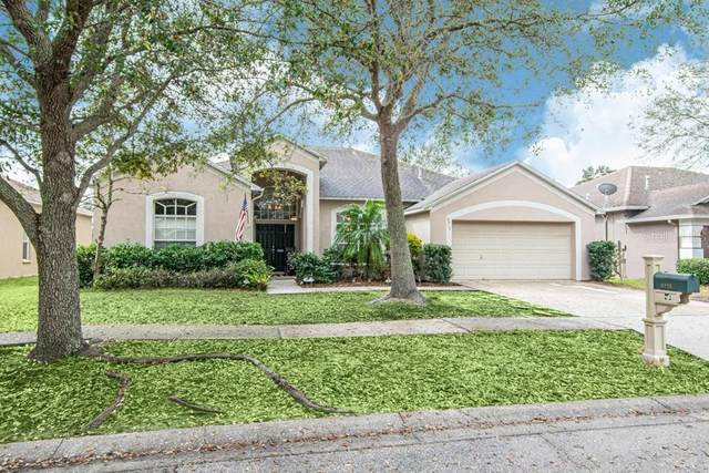 6715 Brighton Park Drive, Apollo Beach, FL 33572 (MLS #T3227213) :: Gate Arty & the Group - Keller Williams Realty Smart