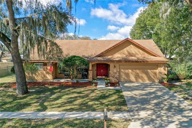 532 Channel Court, Palm Harbor, FL 34684 (MLS #T3227292) :: The Dora Campbell Team
