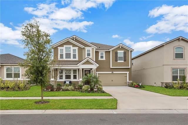 13227 Orca Sound Drive, Riverview, FL 33579 (MLS #T3227310) :: Team Bohannon Keller Williams, Tampa Properties