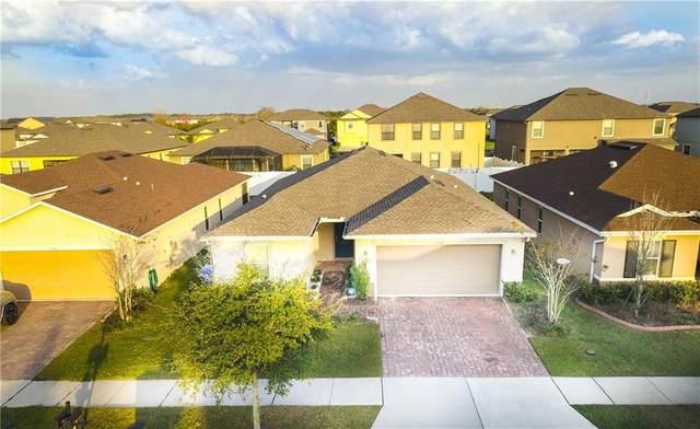 11225 Brighton Knoll Loop, Riverview, FL 33579 (MLS #T3227323) :: EXIT King Realty