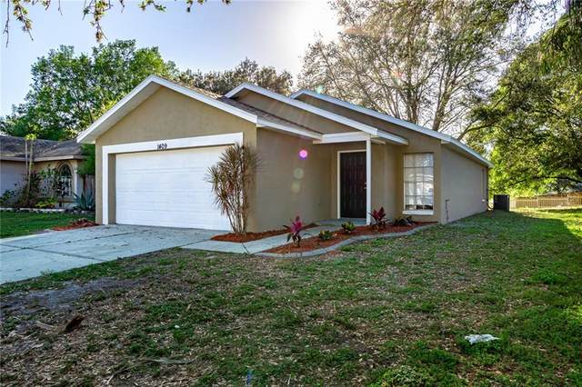 1409 Mohrlake Drive, Brandon, FL 33511 (MLS #T3227366) :: The Duncan Duo Team