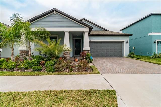 9848 Ivory Drive, Ruskin, FL 33573 (MLS #T3227368) :: Team Bohannon Keller Williams, Tampa Properties