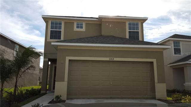 15414 Lost Creek Lane, Ruskin, FL 33573 (MLS #T3227384) :: Florida Real Estate Sellers at Keller Williams Realty