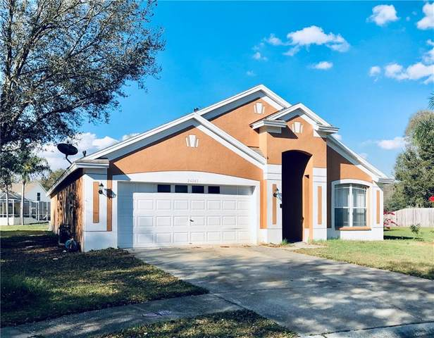 24243 Silkbay Court, Lutz, FL 33559 (MLS #T3227387) :: The Nathan Bangs Group