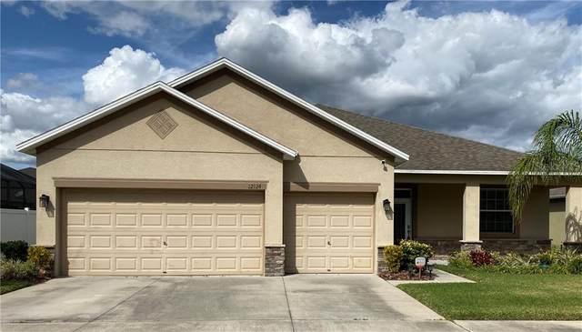 12124 Streambed Drive, Riverview, FL 33579 (MLS #T3227435) :: Team Bohannon Keller Williams, Tampa Properties