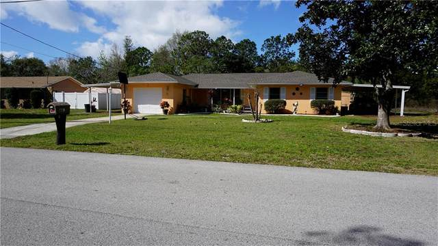 449 Tryon Circle, Spring Hill, FL 34606 (MLS #T3227459) :: Sarasota Home Specialists