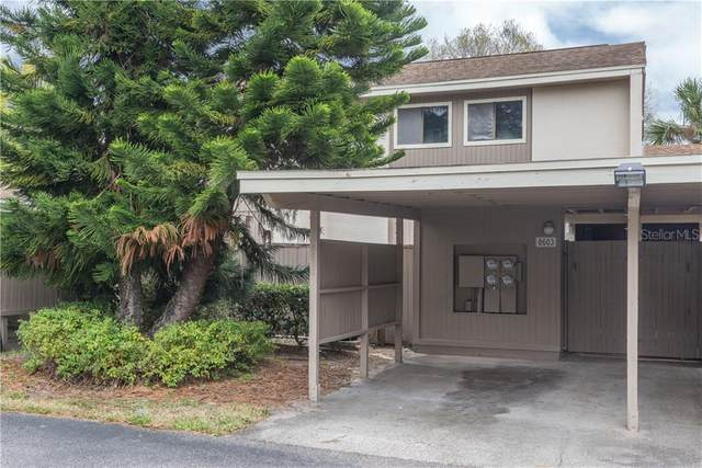 8603 Lake Isle Drive #8603, Temple Terrace, FL 33637 (MLS #T3227462) :: Cartwright Realty
