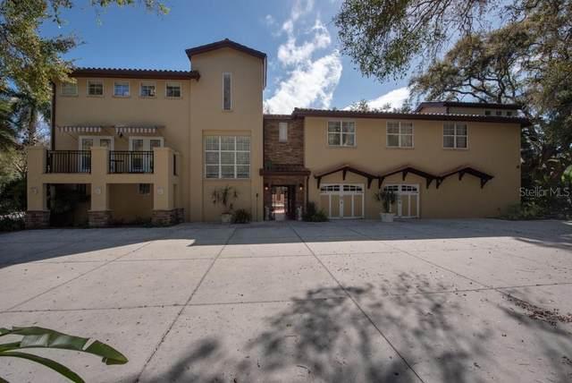 8102 Bay Drive, Tampa, FL 33635 (MLS #T3227515) :: The Nathan Bangs Group