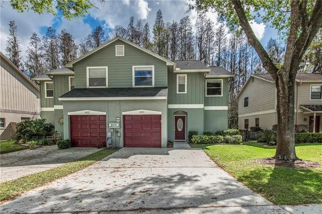 16824 Le Clare Shores Drive, Tampa, FL 33624 (MLS #T3227571) :: The Nathan Bangs Group