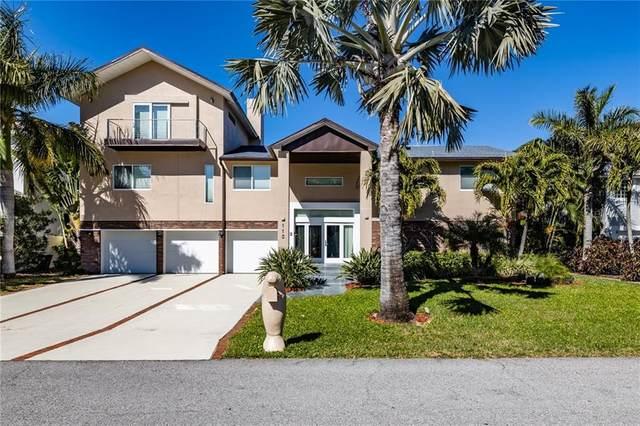 113 7TH Street E, Tierra Verde, FL 33715 (MLS #T3227579) :: Medway Realty
