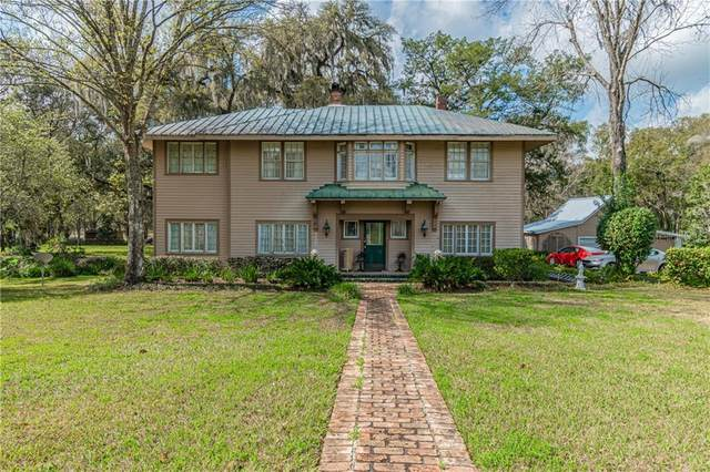 11211 Fort King Road, Dade City, FL 33525 (MLS #T3227586) :: Burwell Real Estate