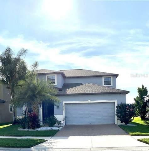 10107 Count Fleet Drive, Ruskin, FL 33573 (MLS #T3227593) :: Team Bohannon Keller Williams, Tampa Properties