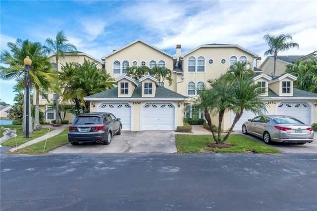 2652 Sabal Springs Drive #4, Clearwater, FL 33761 (MLS #T3227641) :: Homepride Realty Services