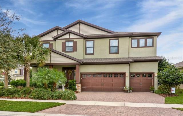 5811 Watercolor Drive, Lithia, FL 33547 (MLS #T3227649) :: The Duncan Duo Team