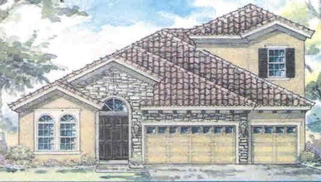 21852 Amelia Rose Way, Land O Lakes, FL 34637 (MLS #T3227650) :: Delgado Home Team at Keller Williams