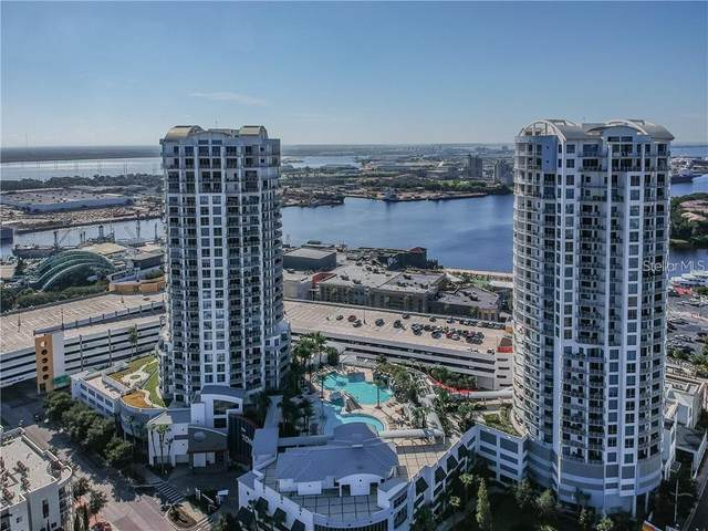 449 S 12TH Street #2105, Tampa, FL 33602 (MLS #T3227681) :: The Duncan Duo Team