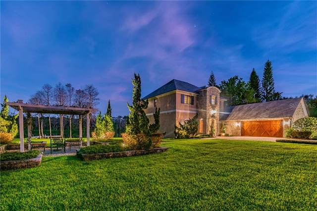 8711 Brooke Angela Drive, Odessa, FL 33556 (MLS #T3227730) :: Premier Home Experts