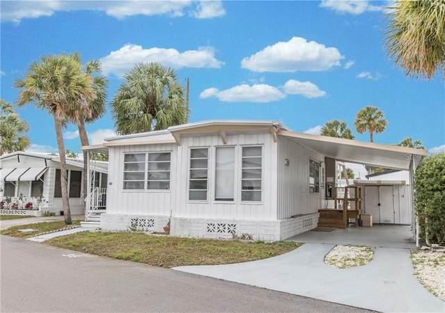 4851 W Gandy Boulevard B11l36, Tampa, FL 33611 (MLS #T3227759) :: The Light Team