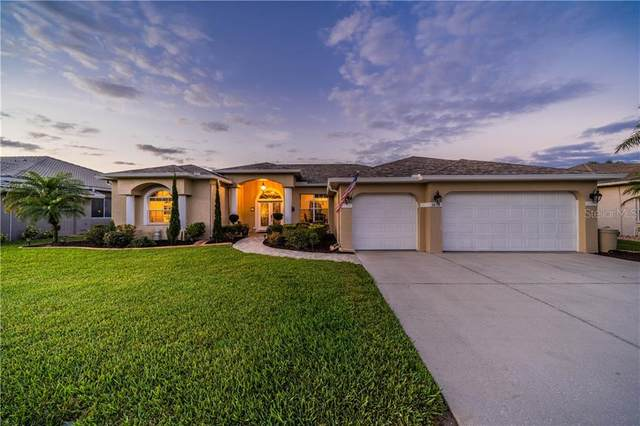 3613 Gaviota Drive, Ruskin, FL 33573 (MLS #T3227764) :: Bustamante Real Estate