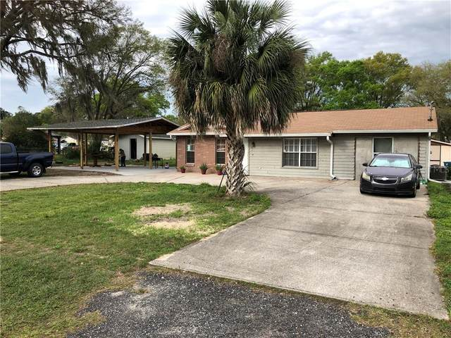 3399 Riverdale Drive, Dade City, FL 33523 (MLS #T3227806) :: Rabell Realty Group