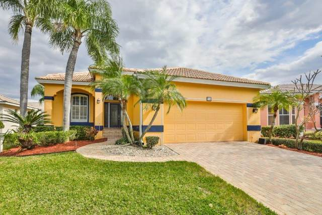926 Symphony Isles Boulevard, Apollo Beach, FL 33572 (MLS #T3227898) :: EXIT King Realty