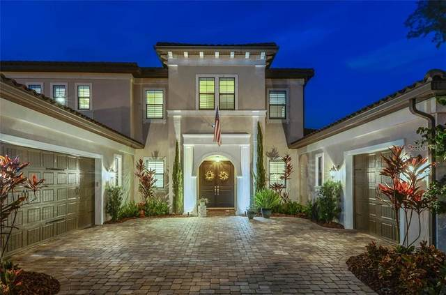 14922 Fishhawk Preserve Drive, Lithia, FL 33547 (MLS #T3227918) :: The Duncan Duo Team