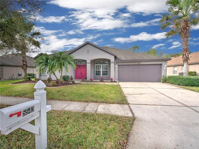 5543 Riva Ridge Drive, Wesley Chapel, FL 33544 (MLS #T3227953) :: Keller Williams on the Water/Sarasota
