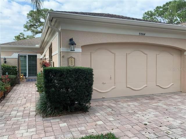 5584 Chanteclaire #3, Sarasota, FL 34235 (MLS #T3228038) :: Team Borham at Keller Williams Realty