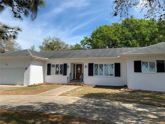 1105 S Florida Avenue, Tarpon Springs, FL 34689 (MLS #T3228053) :: EXIT King Realty