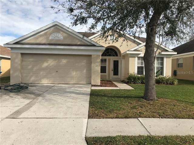 5539 Terrain De Golf Drive, Lutz, FL 33558 (MLS #T3228291) :: Burwell Real Estate